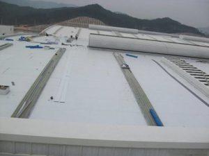 pvc membrane roofing