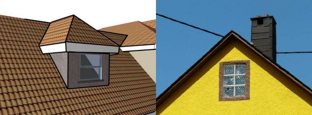HIP ROOFS VS GABLE ROOFS